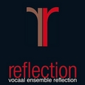 weblink logo vocaal ensemble reflection